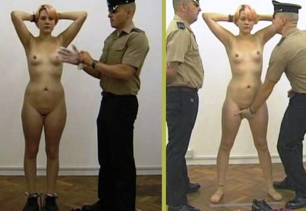 【役得】海外女囚刑務所での日常的な身体検査、日本だったら即大問題になる奴だな・・・・(画像)・11枚目