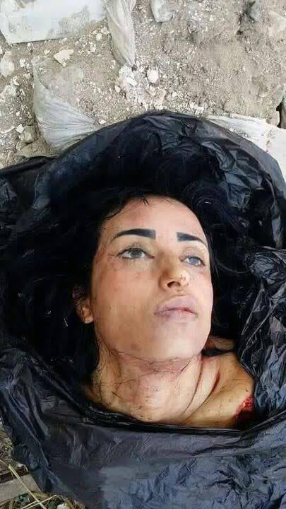 【グロ注意】風光明媚なエジプトの観光都市アレクサンドリアで発見された少女の惨殺遺体、バラバラに切り刻まれる・・・・(画像)・1枚目