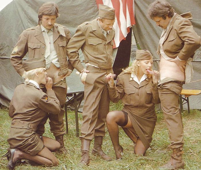 【ソルジャーエロ】戦場に派兵されてる女性兵士さん、ついハメを外してしまった画像がこちら・・・・(画像)・41枚目