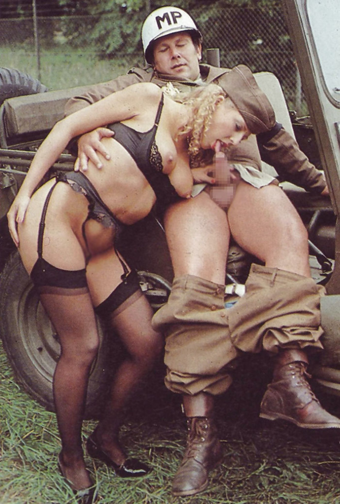 【ソルジャーエロ】戦場に派兵されてる女性兵士さん、ついハメを外してしまった画像がこちら・・・・(画像)・50枚目