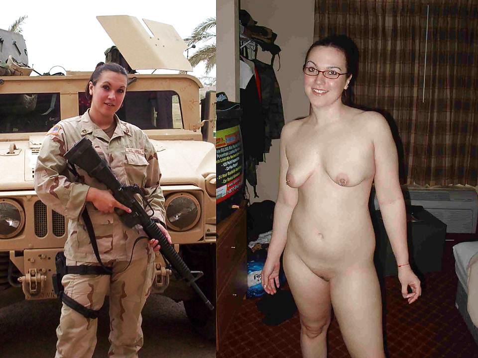 【ソルジャーエロ】戦場に派兵されてる女性兵士さん、ついハメを外してしまった画像がこちら・・・・(画像)・71枚目