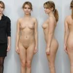 【素人ヌード】最近日本でも海外でも流行ってる素人ネキの着衣ヌード比較画像、これマジで超ヌケる!!(画像)
