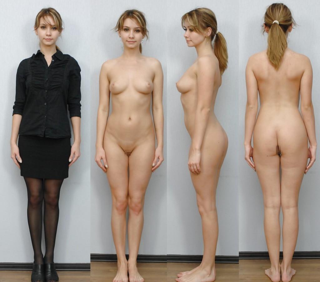 【素人ヌード】最近日本でも海外でも流行ってる素人ネキの着衣ヌード比較画像、これマジで超ヌケる!!(画像)・11枚目
