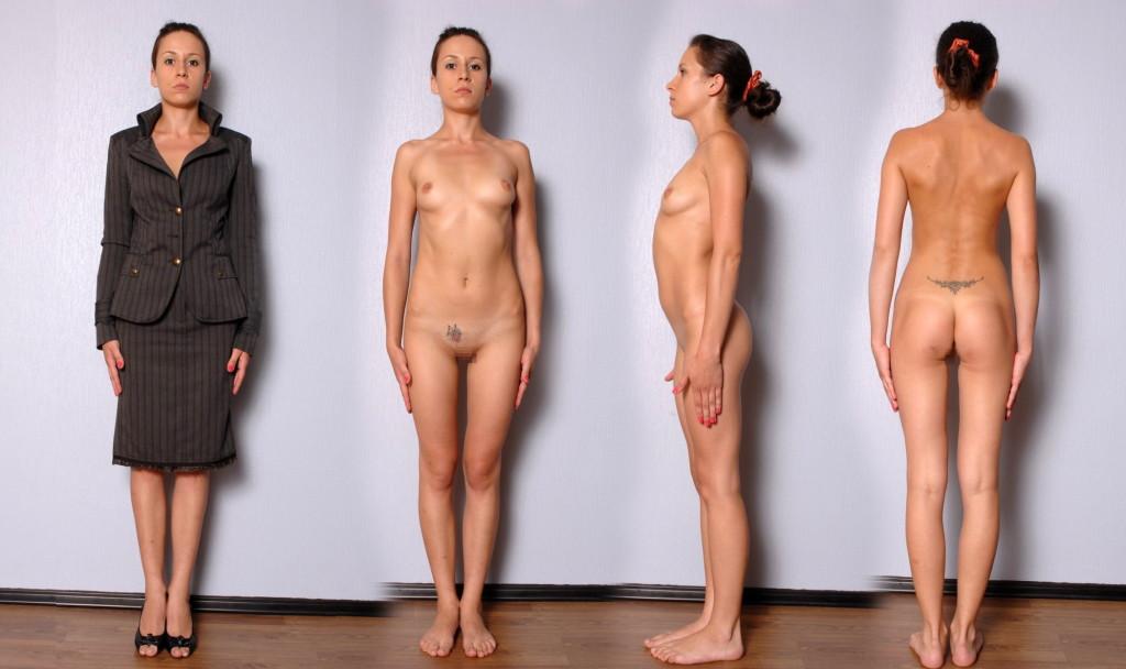 【素人ヌード】最近日本でも海外でも流行ってる素人ネキの着衣ヌード比較画像、これマジで超ヌケる!!(画像)・13枚目