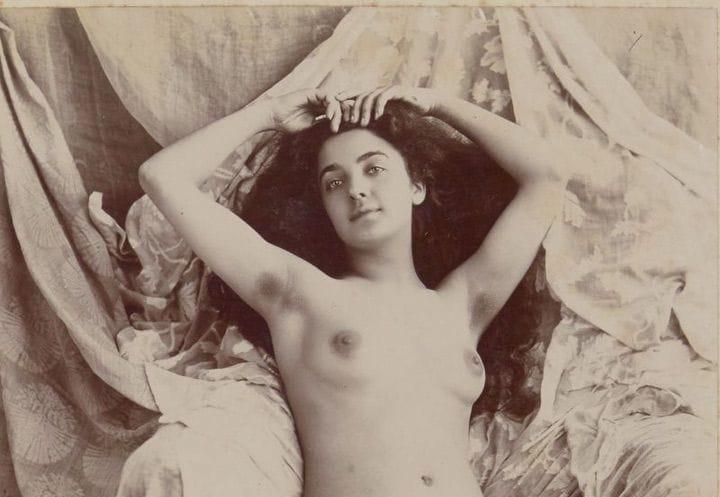 【禁酒法時代ヌード】今からおよそ100年前20世紀初頭に撮影された婦女子のヌード画像、正直これなら余裕でイケるwwwwww(画像あり)・1枚目