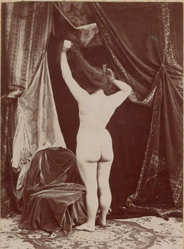 【禁酒法時代ヌード】今からおよそ100年前20世紀初頭に撮影された婦女子のヌード画像、正直これなら余裕でイケるwwwwww(画像あり)・4枚目