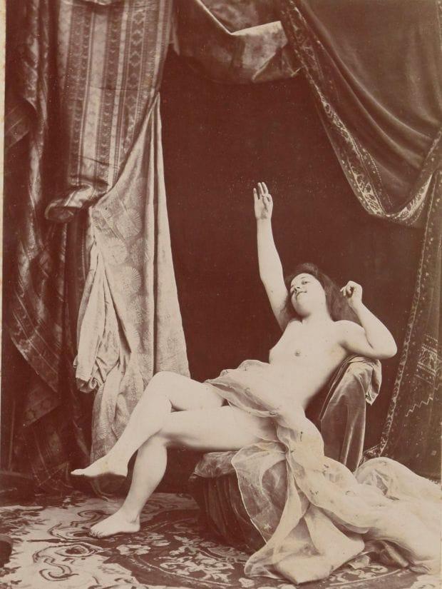 【禁酒法時代ヌード】今からおよそ100年前20世紀初頭に撮影された婦女子のヌード画像、正直これなら余裕でイケるwwwwww(画像あり)・5枚目