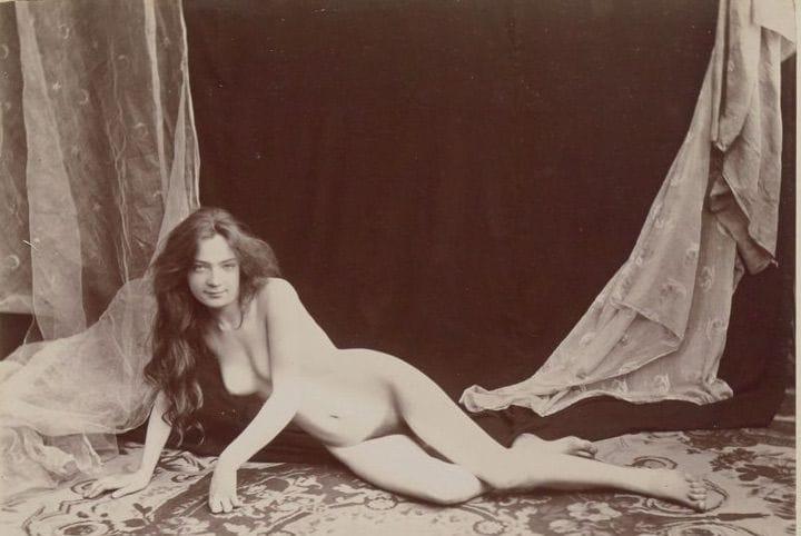 【禁酒法時代ヌード】今からおよそ100年前20世紀初頭に撮影された婦女子のヌード画像、正直これなら余裕でイケるwwwwww(画像あり)・10枚目
