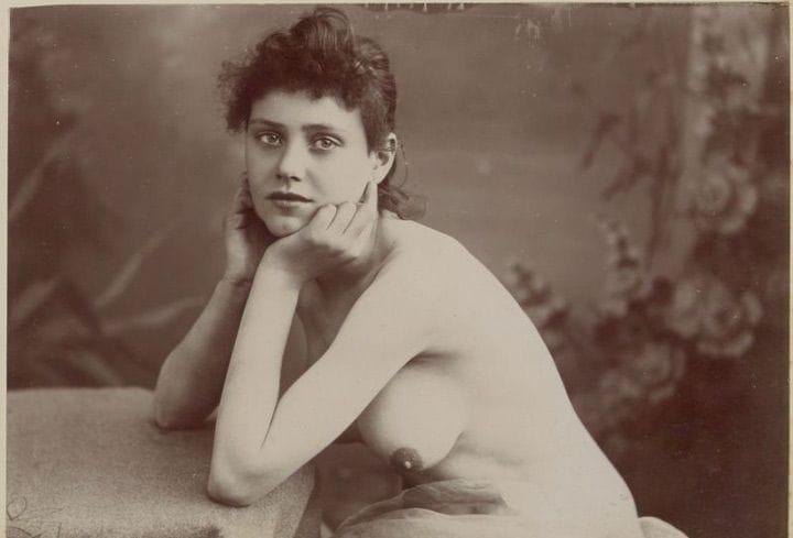【禁酒法時代ヌード】今からおよそ100年前20世紀初頭に撮影された婦女子のヌード画像、正直これなら余裕でイケるwwwwww(画像あり)・12枚目
