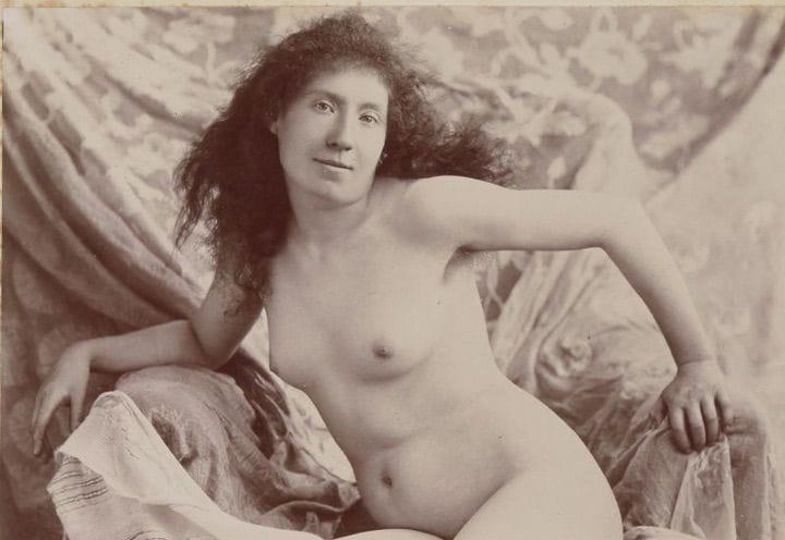 【禁酒法時代ヌード】今からおよそ100年前20世紀初頭に撮影された婦女子のヌード画像、正直これなら余裕でイケるwwwwww(画像あり)・14枚目