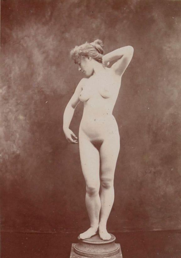 【禁酒法時代ヌード】今からおよそ100年前20世紀初頭に撮影された婦女子のヌード画像、正直これなら余裕でイケるwwwwww(画像あり)・15枚目