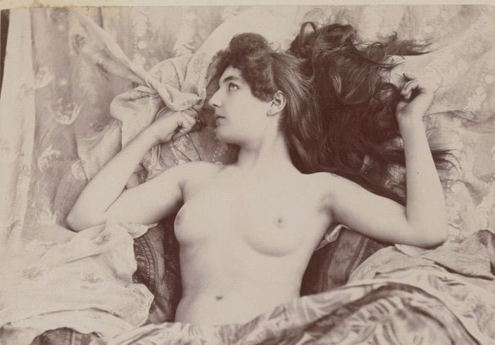 【禁酒法時代ヌード】今からおよそ100年前20世紀初頭に撮影された婦女子のヌード画像、正直これなら余裕でイケるwwwwww(画像あり)・16枚目
