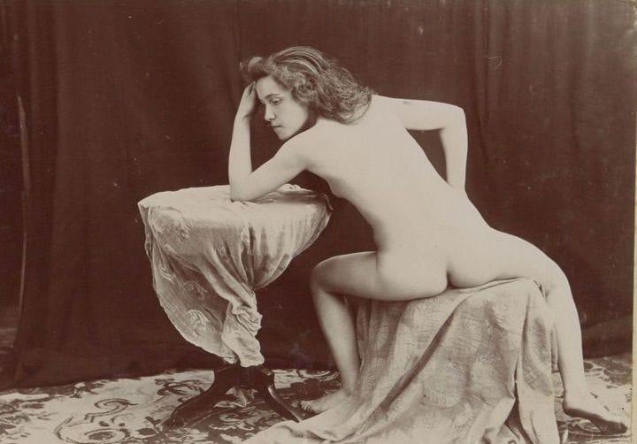 【禁酒法時代ヌード】今からおよそ100年前20世紀初頭に撮影された婦女子のヌード画像、正直これなら余裕でイケるwwwwww(画像あり)・17枚目