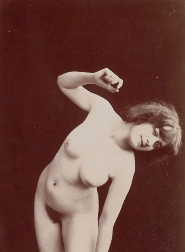 【禁酒法時代ヌード】今からおよそ100年前20世紀初頭に撮影された婦女子のヌード画像、正直これなら余裕でイケるwwwwww(画像あり)・20枚目