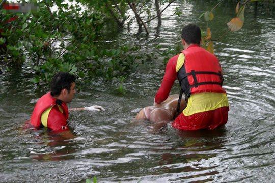 【水難事故遺体】ブラジルの川で流されて死亡してしまった美人姉妹、これはガチで勿体ない・・・・・(画像)・4枚目