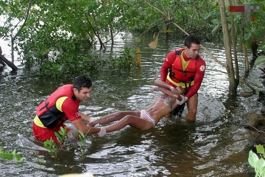 【水難事故遺体】ブラジルの川で流されて死亡してしまった美人姉妹、これはガチで勿体ない・・・・・(画像)・5枚目