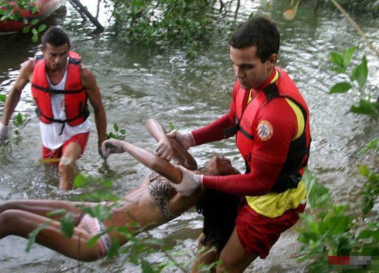 【水難事故遺体】ブラジルの川で流されて死亡してしまった美人姉妹、これはガチで勿体ない・・・・・(画像)・6枚目