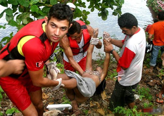 【水難事故遺体】ブラジルの川で流されて死亡してしまった美人姉妹、これはガチで勿体ない・・・・・(画像)・8枚目