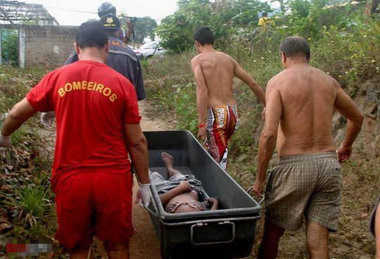 【水難事故遺体】ブラジルの川で流されて死亡してしまった美人姉妹、これはガチで勿体ない・・・・・(画像)・10枚目