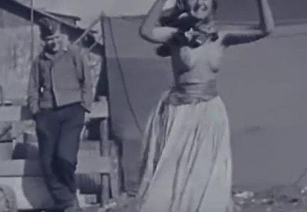 【戦争陵辱エロ】第二次大戦中にドイツ軍によって辱められた連合国側市民女性、日本は島国でホント良かった・・・・(画像)・11枚目