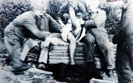 【戦争陵辱エロ】第二次大戦中にドイツ軍によって辱められた連合国側市民女性、日本は島国でホント良かった・・・・(画像)・14枚目