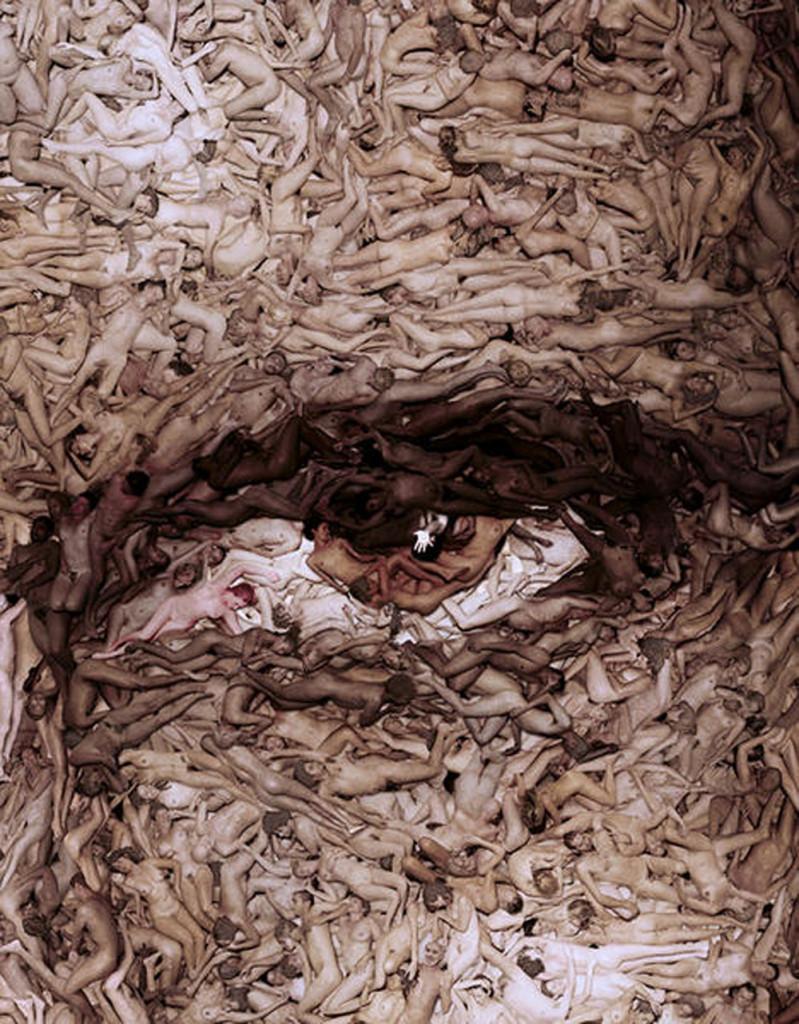 【神秘エロス】エロと芸術は紙一重だと判る海外アーティストの前衛芸術エロ画像・17枚目