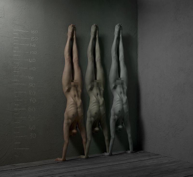 【神秘エロス】エロと芸術は紙一重だと判る海外アーティストの前衛芸術エロ画像・21枚目