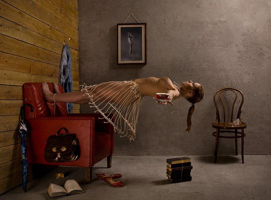 【神秘エロス】エロと芸術は紙一重だと判る海外アーティストの前衛芸術エロ画像・30枚目
