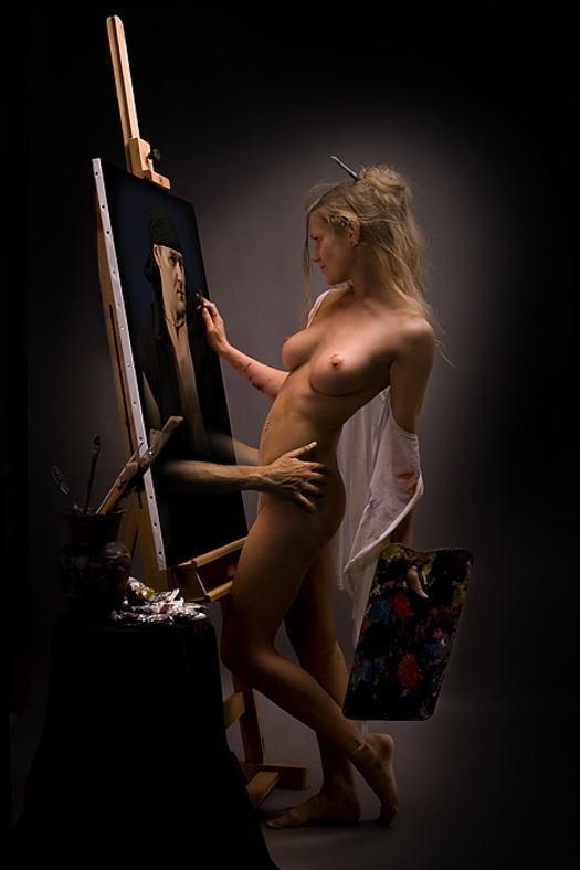 【神秘エロス】エロと芸術は紙一重だと判る海外アーティストの前衛芸術エロ画像・33枚目