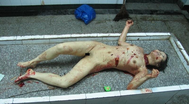 【グロ注意】中国で起こった連続猟奇殺人事件、滅多刺しにされた売春婦の画像がヤバ過ぎる!!(画像あり)・1枚目