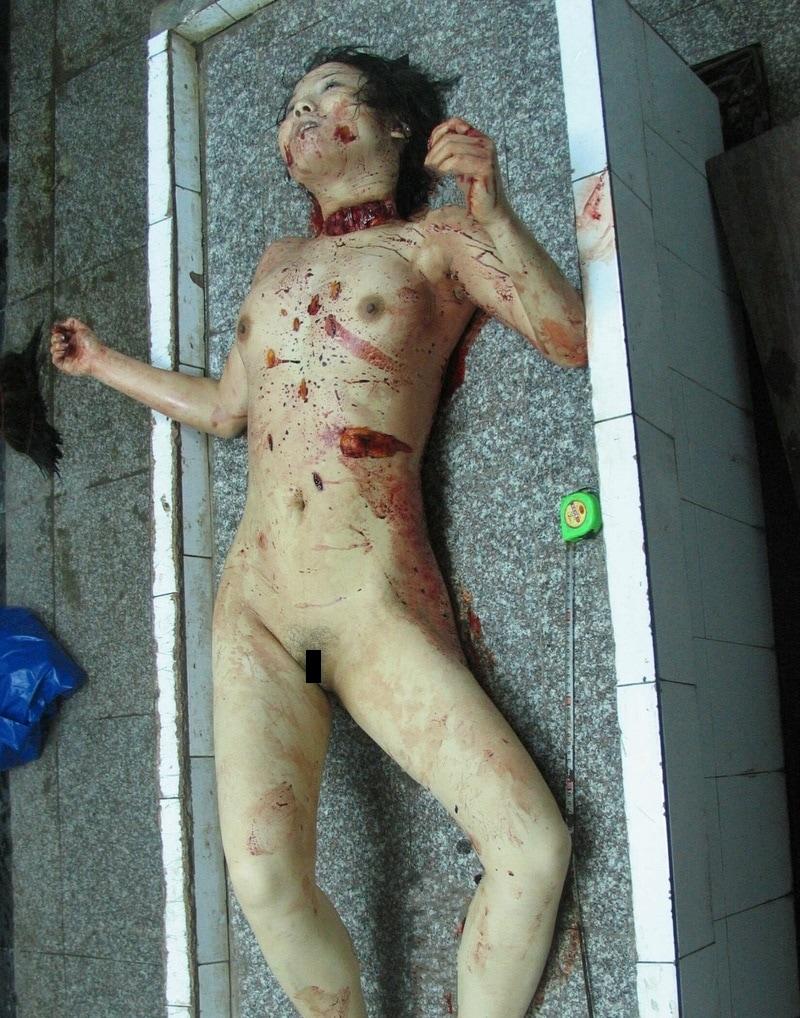 【グロ注意】中国で起こった連続猟奇殺人事件、滅多刺しにされた売春婦の画像がヤバ過ぎる!!(画像あり)・2枚目