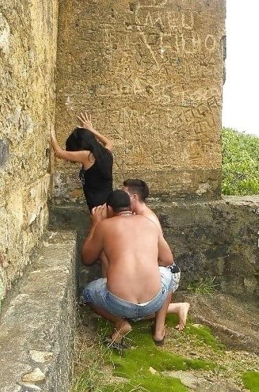 【胸糞勃起】ギャングに麻薬打たれて薬漬けにされ、ハメられた後は売春婦にまで堕とされるブラジル美少女(画像あり)・2枚目