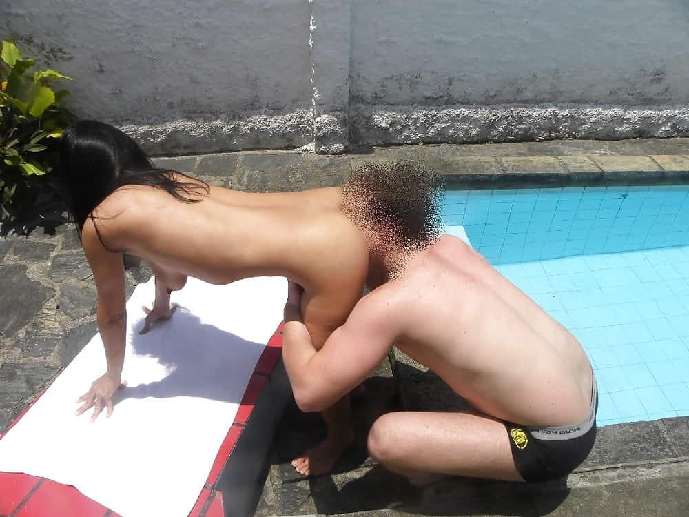 【胸糞勃起】ギャングに麻薬打たれて薬漬けにされ、ハメられた後は売春婦にまで堕とされるブラジル美少女(画像あり)・10枚目