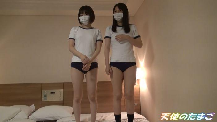【エロ動画】2人の女子学生、まとめてハメ撮りする猛者が動画を販売するwwwww・6枚目