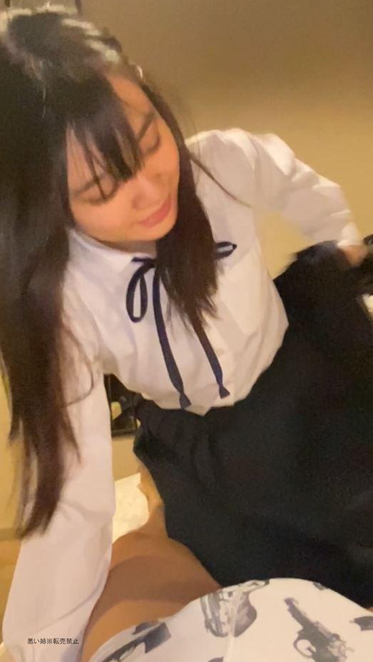 【□リ動画】妹とのハメ撮りをそのまま販売したブツがこちらです・・・・・6枚目