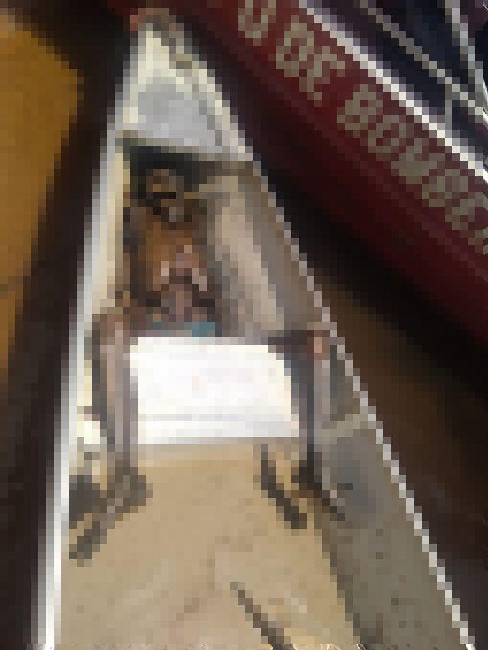 【閲覧注意】ブラジル 船の上で死亡しそのまま高温の場所に3日放置された男性、こんな姿になる・・・・(画像)・1枚目