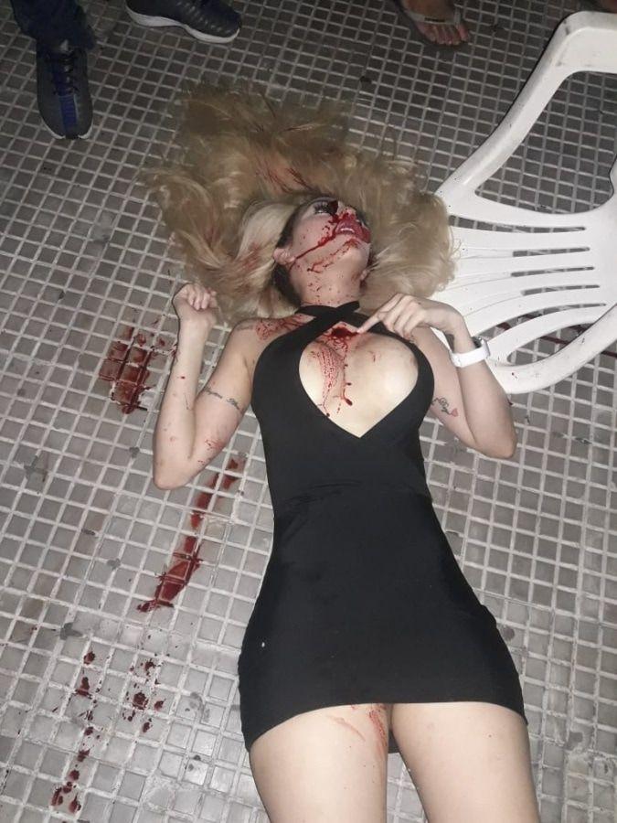 【詳細不明】ブラジルの高級コールガール、頭に3発背中に一発の銃弾を浴びて即死・・・・・(画像)・5枚目