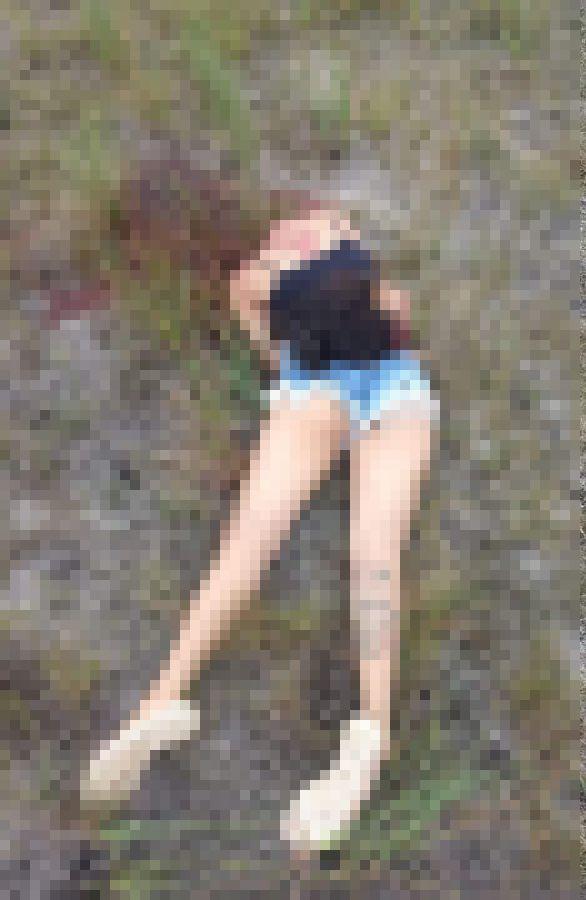 【衝撃グロ】ギャングに憧れてメンバー入りしたブラジルの美少女、間もなくこの姿で発見される・・・・・(画像)・5枚目
