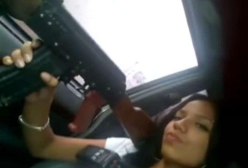 【ラテン美女】ギャングメンバーの彼女じゃなく自らギャングになって人を殺しまくった海外ギャング女子が美人揃い・・・・(画像)・4枚目