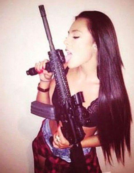 【ラテン美女】ギャングメンバーの彼女じゃなく自らギャングになって人を殺しまくった海外ギャング女子が美人揃い・・・・(画像)・13枚目