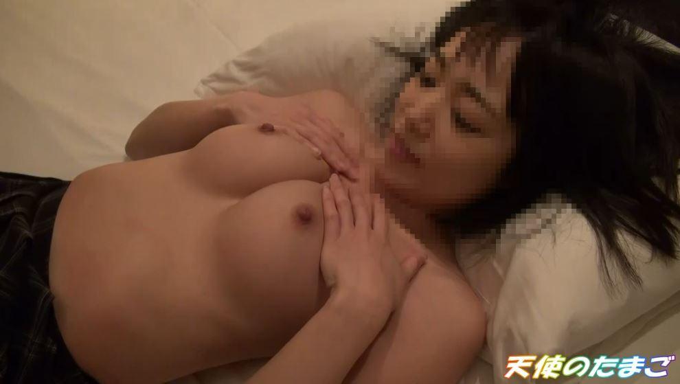 """美乳すぎる制服女子の""""ガチ""""セックス。この娘エロすぎやわぁwwwww(動画)・8枚目"""