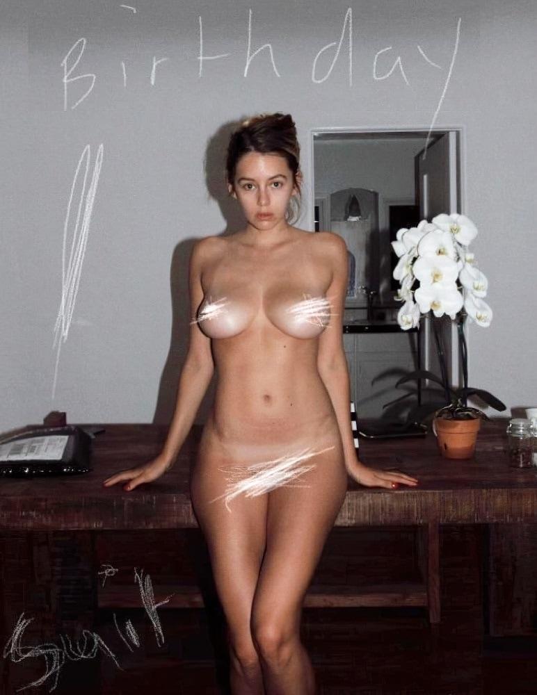 【超絶スタイル】イギリスの人気女優兼モデル「キーリー・ヘイゼル」若かりし頃のヌード、マジで美人過ぎてワロタwwwwwww(画像あり)・12枚目