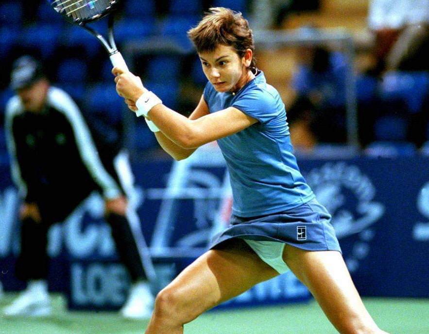 【ほぼ露出狂】トップ女子テニスプレイヤー、色々とエロ過ぎるwwwwww(画像あり)・1枚目