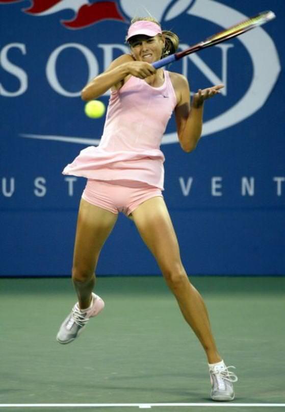 【ほぼ露出狂】トップ女子テニスプレイヤー、色々とエロ過ぎるwwwwww(画像あり)・4枚目