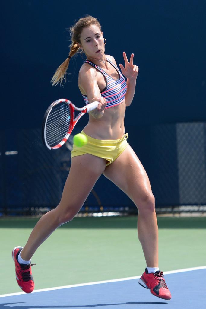 【ほぼ露出狂】トップ女子テニスプレイヤー、色々とエロ過ぎるwwwwww(画像あり)・15枚目