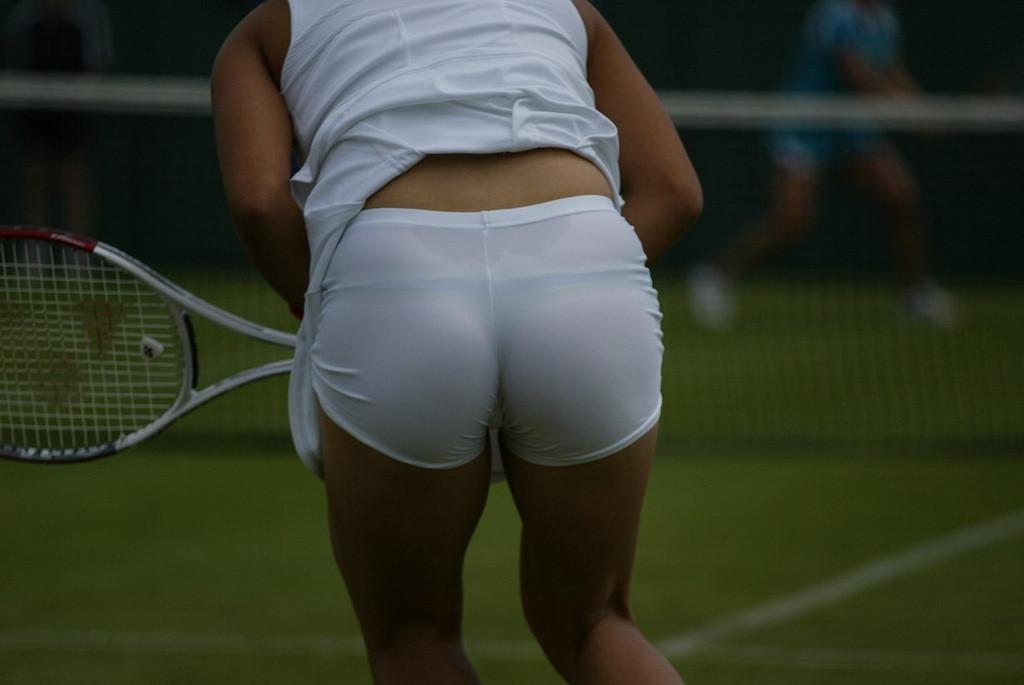 【ほぼ露出狂】トップ女子テニスプレイヤー、色々とエロ過ぎるwwwwww(画像あり)・20枚目