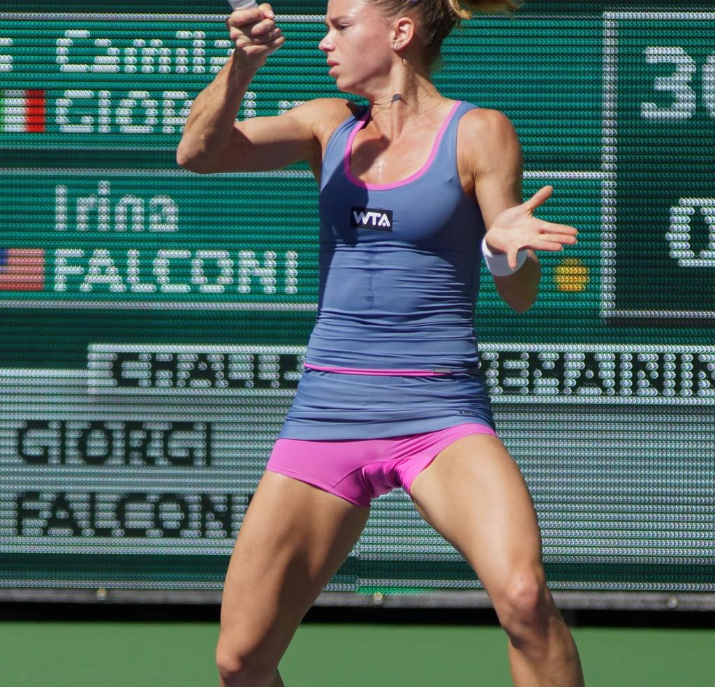 【ほぼ露出狂】トップ女子テニスプレイヤー、色々とエロ過ぎるwwwwww(画像あり)・23枚目