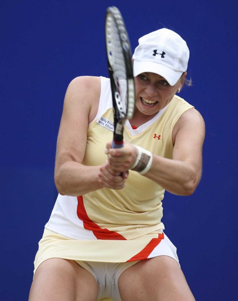 【ほぼ露出狂】トップ女子テニスプレイヤー、色々とエロ過ぎるwwwwww(画像あり)・27枚目