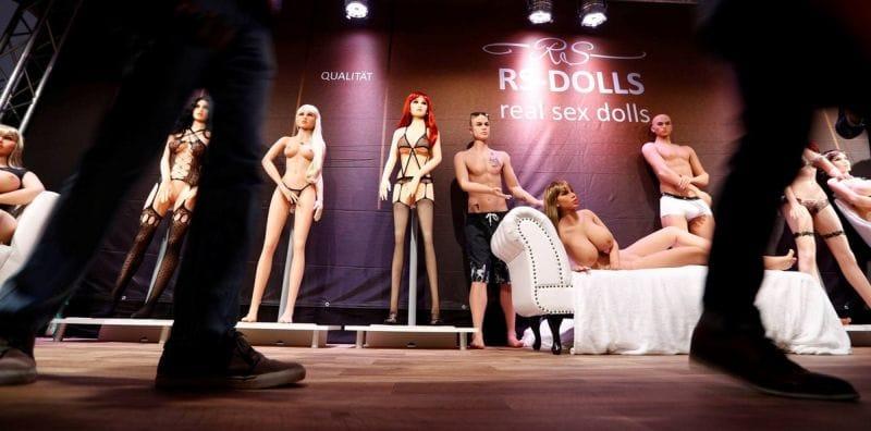 """【エロの祭典】毎年ドイツで開催される世界最大のエロの展示会""""Venus Berlin""""、これは是非行ってみたいなwwwwww(画像)・27枚目"""