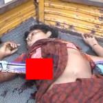 【グロ注意】巨大な鋼鉄の板にお腹を貫かれて死亡したインド人女性、凄惨すぎだろ・・・・・(動画)